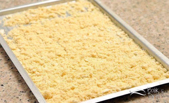 Panko – Japon Ekmek Kırıntısı Nasıl Yapılır?