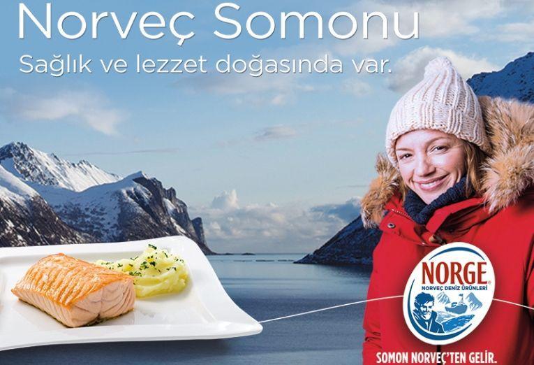 Norveç'ten Gelen Lezzet