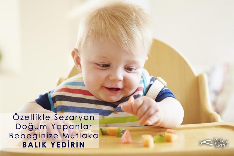 Çocuğuza Alerjik Hastalık Riskine Karşı Balık Yedirin