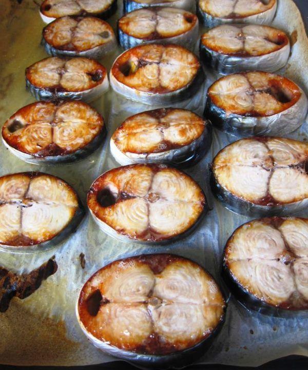 Fırında pratik palamut tarifi