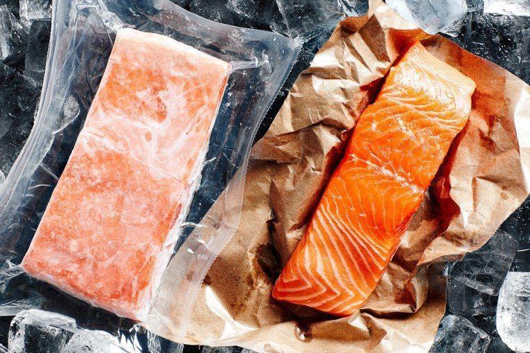 dondurulmuş balık nasıl çözdürülmeli?