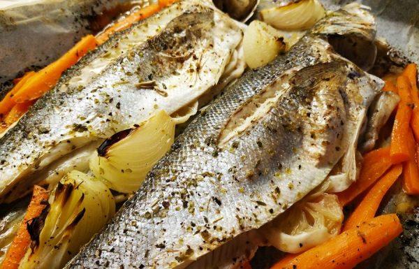 Fırında levrek tarifi: pratik ve lezzetli tarif arayanlar için